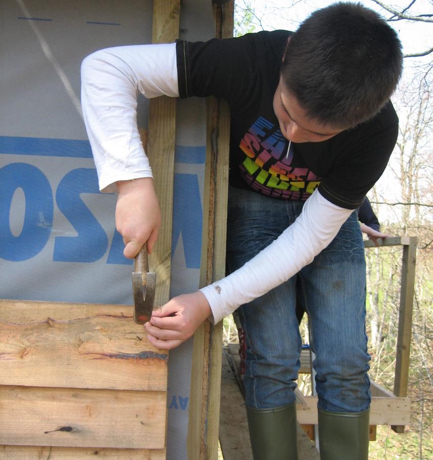 Ross the joiner